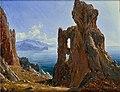 Arco Naturale, Capri by Thomas Fearnley.jpg