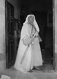 עארף אל-עארף, באר שבע, שנות השלושים של המאה ה-20