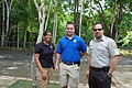 Arelys Jhonson, Jesús Rios, and Javier Pacheco, US Fish and Wildlife Service (5755986780).jpg