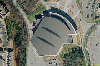 Gas South Arena Arena in Georgia, United States