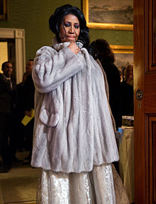 Aretha Franklin, The Gospel Tradition In Performance at the White House, 2015 (cut).jpg