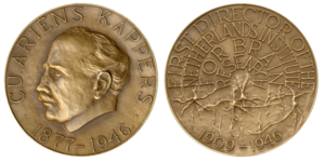 Ariëns Kappers Medal - Ariëns Kappers Medal