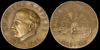 Ariëns Kappers Medal