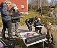 Arkeologisk feltkurs Hitra mai 2012 (6992121908).jpg