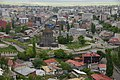 Armenian Church and mosque at the center of Kars.jpg