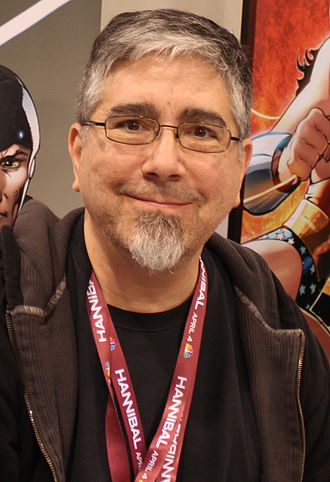 Art Thibert - Thibert at WonderCon 2013