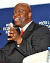Arthur Mutambara, 2009 World Economic Forum on Africa Cropped.jpg