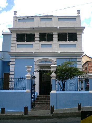 Arturo Michelena Museum