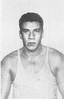 Arturo Rodríguez (boxer) Argentine boxer