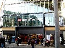 Aschaffenburg wikipedia for Bauhaus aschaffenburg