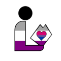 Asexual Biromantic Pride Library Logo.png