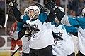 Ashton Rome celebrating goal (2370515444).jpg