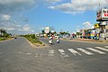 Asian Highway 45 and Andul Road Junction - Alampur - Howrah 2013-09-22 3159.JPG