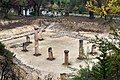At the archaeological site of the Stadium of Nemea on October 31, 2019.jpg