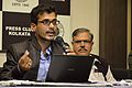 Atanu Saha - Press Conference - Bengali Wikipedia 10th Anniversary Celebration - Kolkata 2015-01-02 2186.JPG