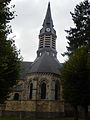 Athies (Somme) - le chevet de l'église - 2.jpg