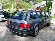 Audi 80 B4 Avant (estate/wagon)