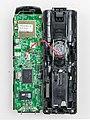 Auerswald COMfortel DECT 660C - handset - opened-93064.jpg