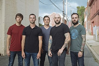 August Burns Red - August Burns Red in 2017