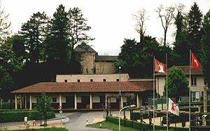Kaiseraugst - Image: Augusta Raurica Museum