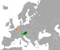 Austria Belgium Locator.png