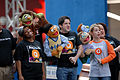 Avenue Q cast - Broadway on Broadway 2.jpg