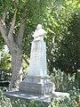 Avignon - jardins des Doms - Paul Saïn monument.jpg