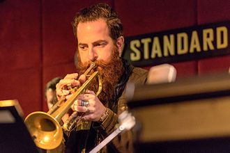 Avishai Cohen (trumpeter) - Cohen with the SFJAZZ Collective in 2015
