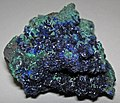 Azurite-malachite (China) (30507284940).jpg