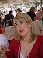 Béatrice Bourrier - Comédie du Livre 2010 - P1390634.jpg