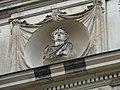 Büste des römischen Kaisers Titus am Palais im Großen Garten in Dresden.jpg