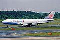 B-18706 B747-409F China Airlines Cargo NRT 21MAY03 (8425651475).jpg