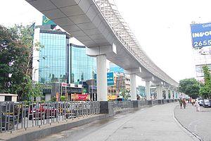 Mumbai Skywalk Project - Image: BANDRA WEST SKYWALK (21)
