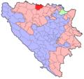 BH municipality location Srbac.png