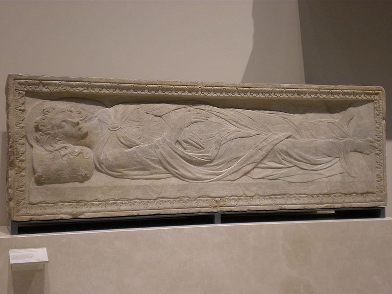 File:BLW Sarcophagus of St Justina.jpg
