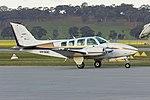 BPW Aviation (VH-SQC) Beechcraft 58 Baron at Wagga Wagga Airport.jpg