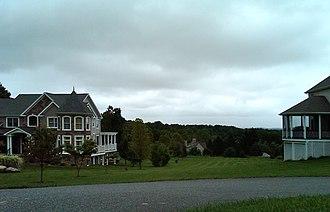 Bethlehem Township, New Jersey - Image: BTN Jdevelopmenthomes