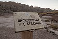 Backcountry Registration Hiking, Badlands (28170495703).jpg