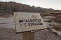 Backcountry Registration Hiking, Badlands (28170495703).jpg