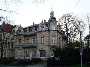 Elvis Presley's Army career - Bad Nauheim Villa Grunewald