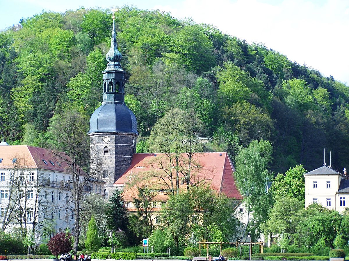St.-Johannis-Kirche (Bad Schandau) - Wikipedia
