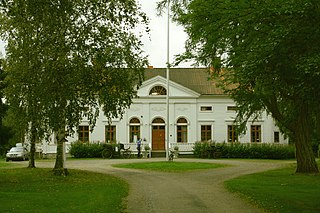 arboretum in Swedish city of Umeå
