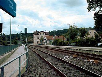 Glan-Münchweiler - Glan-Münchweiler railway station