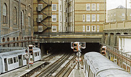 Baker Street station, country end geograph-3255328-by-Ben-Brooksbank