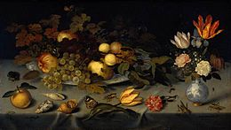 Balthasar van der Ast - Flowers and Fruit - WGA1040.jpg