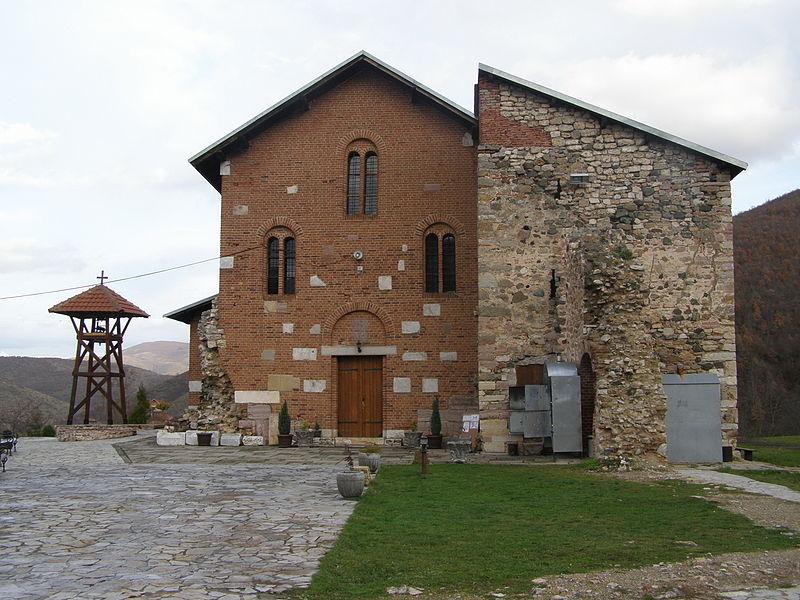 Srpske baštine 800px-Banjska_monastery-2010-2