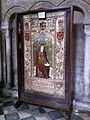 Banner of St Etheldreda in Ely Cathedral.jpg