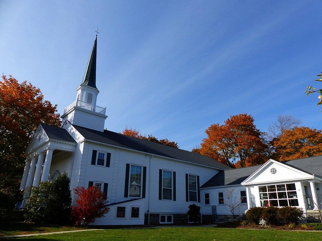 Bar Harbor – USA - Congregational Church - panoramio