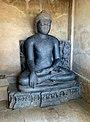 Barabar Caves - Kawa Dol Buddha Statue (9227358056).jpg