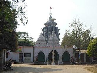 Kendrapara - Lakhmi Varaha Temple, Aul
